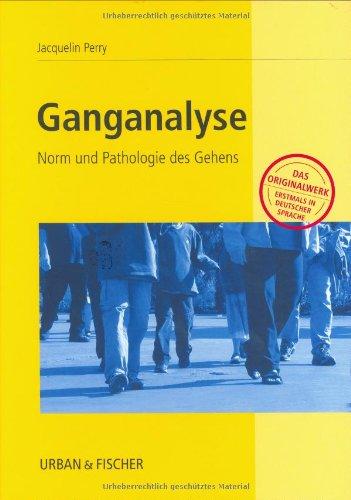 9783437471100: Norm und Pathologie des Gehens.