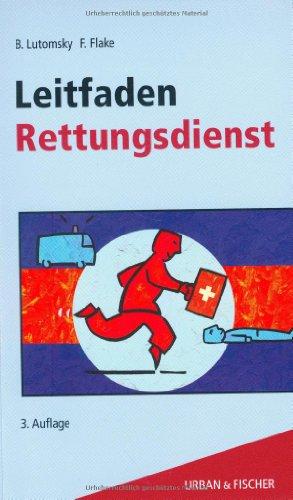 9783437471506: Leitfaden Rettungsdienst