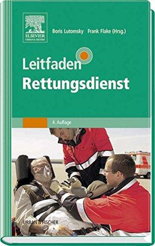 9783437471513: Leitfaden Rettungsdienst