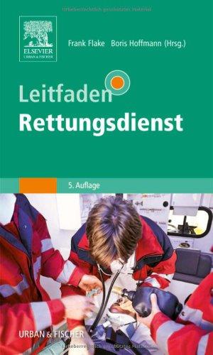 9783437471520: Leitfaden Rettungsdienst