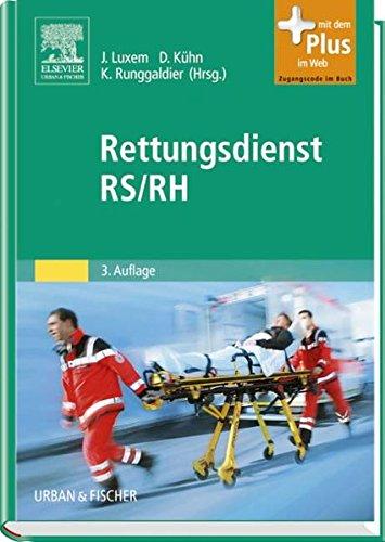 9783437480423: Rettungsdienst RS/RH