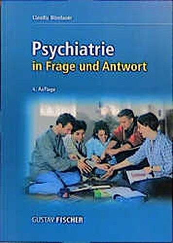 Psychiatrie in Frage und Antwort: Claudia Blindauer