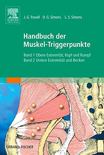 travell - handbuch muskel triggerpunkte - AbeBooks