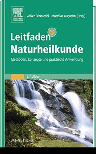 Leitfaden Naturheilkunde: Volker Schmiedel