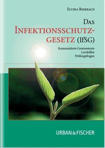 9783437552489: Das Infektionsschutzgesetz (IfSG)