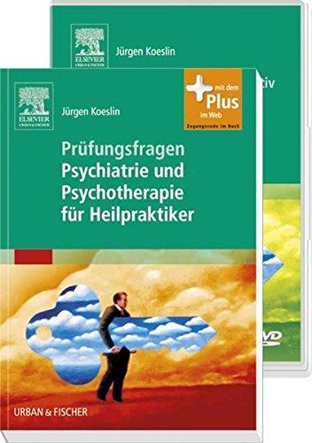9783437555879: Package Prüfungsvorbereitung für Heilpraktiker Psychotherapie
