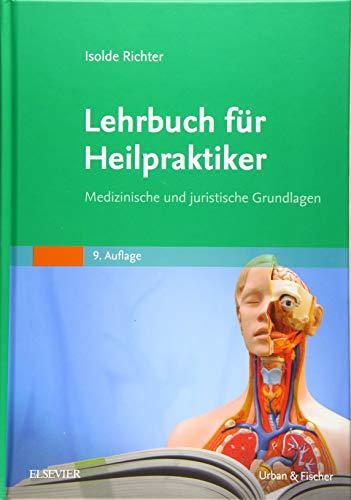 Lehrbuch für Heilpraktiker: Isolde Richter