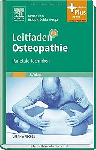 9783437557828: Leitfaden Osteopathie: Parietale Techniken