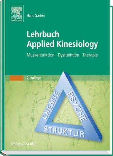 Lehrbuch Applied Kinesiology: Hans Garten