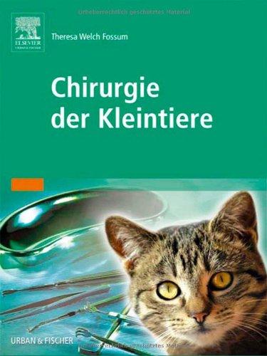 9783437570902: Chirurgie der Kleintiere