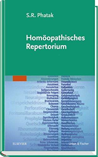 9783437575709: Homöopathisches Repertorium
