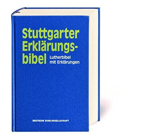9783438011237: Stuttgarter Erklärungsbibel