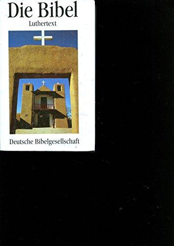 9783438011619: Die Bibel. Luthertext. Sonderausgabe