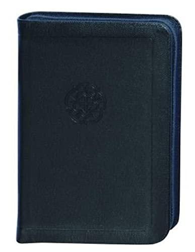 9783438012494: Die Bibel. Taschenausgabe. Schwarz: Mit Apokryphen