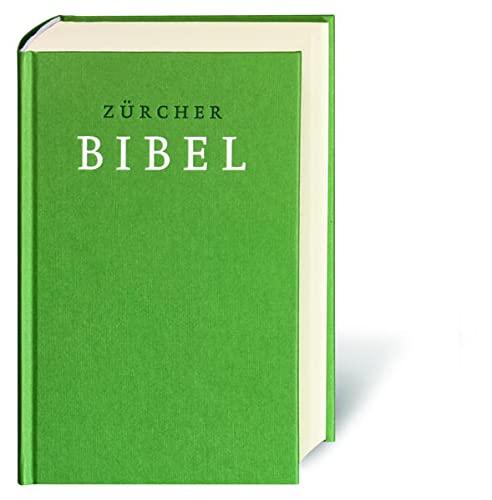 9783438012807: Zürcher Bibel