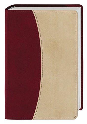 9783438015259: Die Bibel nach der Übersetzung Martin Luthers. Burgunder-chamois