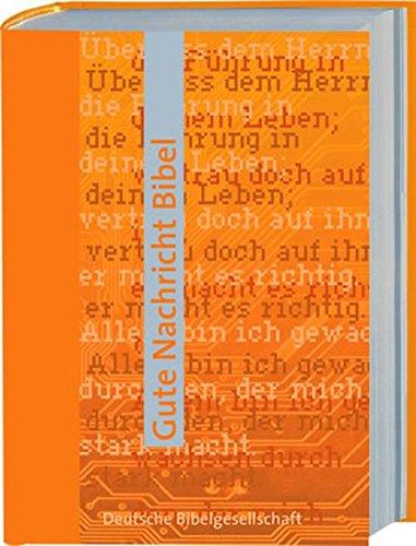 9783438016706: Gute Nachricht Bibel: Sonderausgabe ohne Spätschriften den Alten Testaments