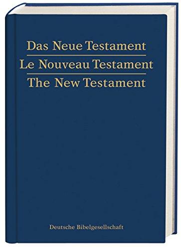 9783438023117: Das Neue Testament. Le Nouveau Testament. The New Testament