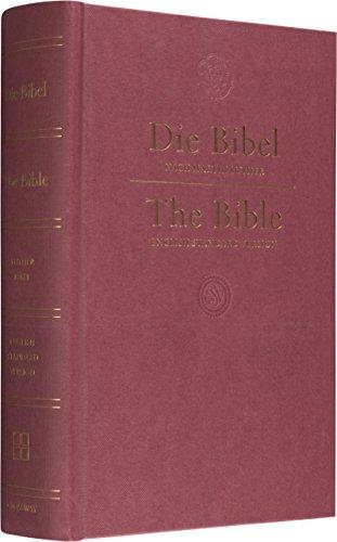 9783438023148: Die Bibel - The Holy Bible