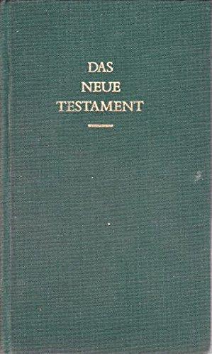 Luther-Testament 1975. Einspaltig, alle poetisch geformten Teile: Luther, Martin