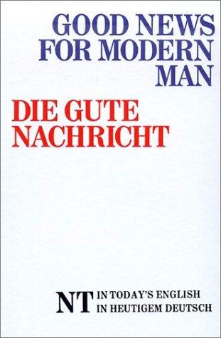 Bibelausgaben, Die Gute Nachricht NT, Engl.-Dtsch. (Nr.2562)