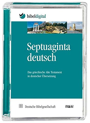 9783438027191: Septuaginta Deutsch.