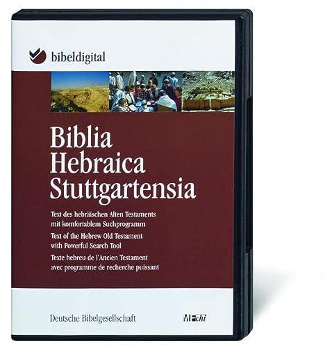 9783438027221: Biblia Hebraica Stuttgartensia