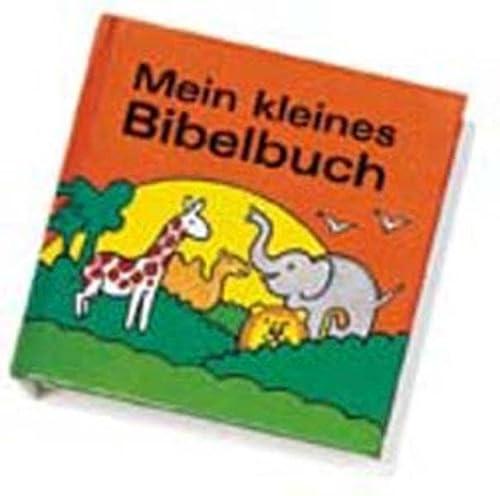 9783438041258: Mein kleines Bibelbuch