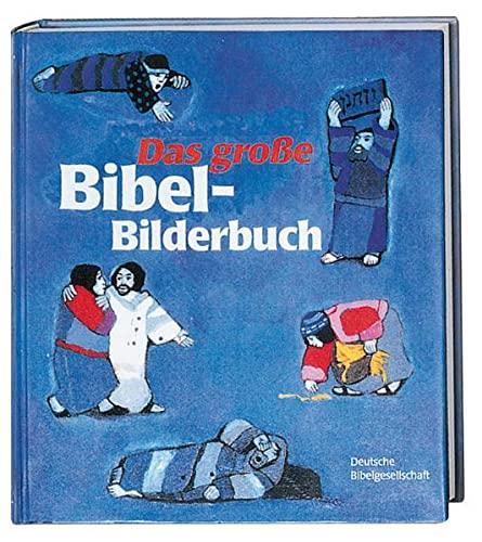9783438041425: Das große Bibel- Bilderbuch.