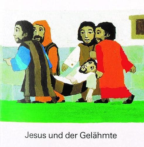 9783438041586: Jesus und der Gelähmte