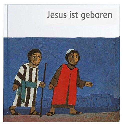 9783438042767: Was uns die Bibel erzählt. Jesus ist geboren. Jubiläumsausgabe