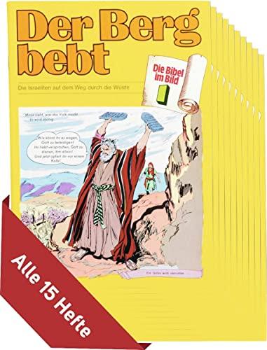 9783438043160: Die Bibel im Bild. 15 Hefte. Biblische Geschichten.