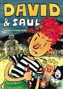 9783438043214: David & Saul: Bibelcomic