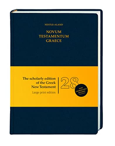 9783438051585: Novum Testamentum Graece / Greek New Testament, 28th Edition