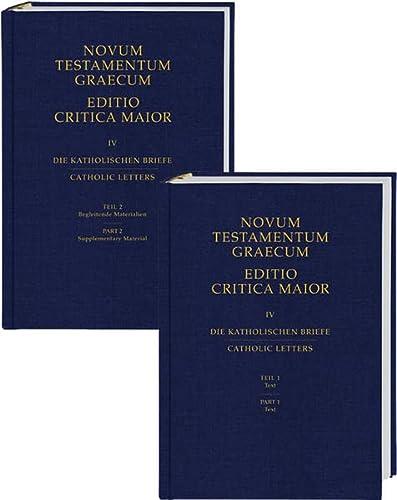 9783438056054: NOVUM TESTAMENTUM GRAECUM (EDITIO CRITICA MAIOR)