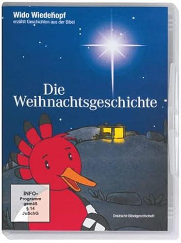 9783438061980: Die Weihnachtsgeschichte (DVD): Wido Wiedehopf erzählt Geschichten aus der Bibel [Alemania]