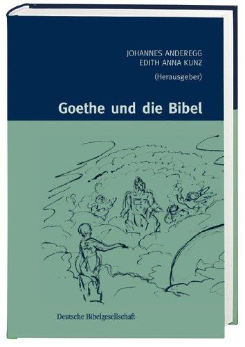 9783438062567: Goethe und die Bibel