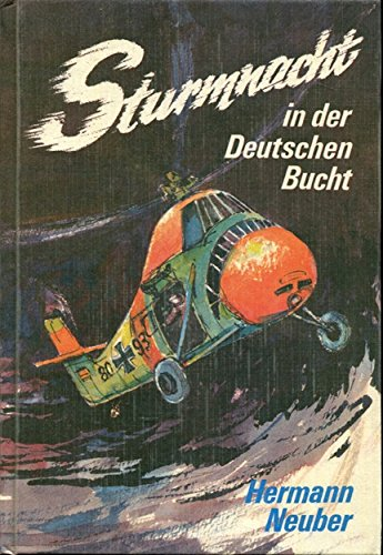 9783439005501: Sturmnacht in der Deutschen Bucht