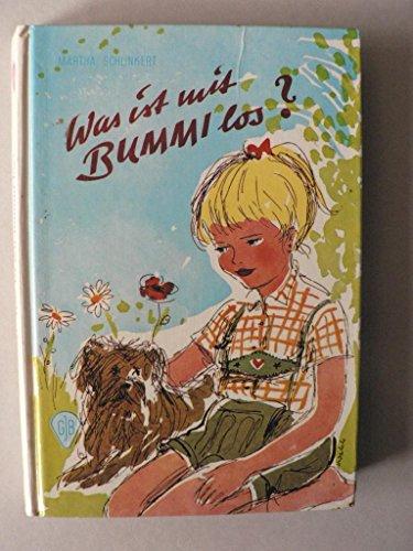 9783439035904: Was ist mit Bummi los?