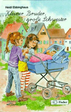 9783439845350: Kleiner Bruder, grosse Schwester. Schreibschrift