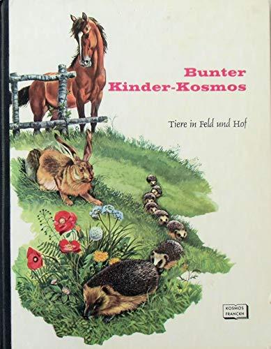 9783440034507: Tiere in Feld und Hof