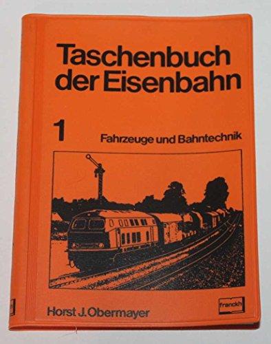 9783440042489: Taschenbuch der Eisenbahn (German Edition)