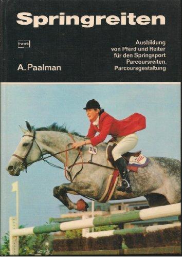 Springreiten: Paalman, Anthony