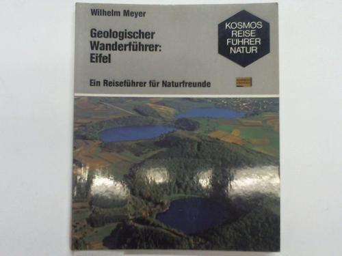 9783440051658: Geologischer Wanderführer: Eifel. Ein Reiseführer für Naturfreunde