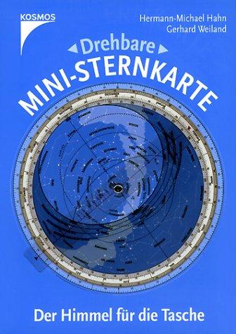 Drehbare Kosmos Mini- Sternkarte mit Planetenanzeiger: Heermann, Hanns-Joachim