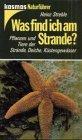 Was find ich am Strande? Pflanzen und Tiere der Strände, Deiche, Küstengewässer.