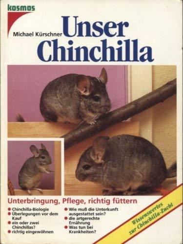 9783440063514: Unser Chinchilla