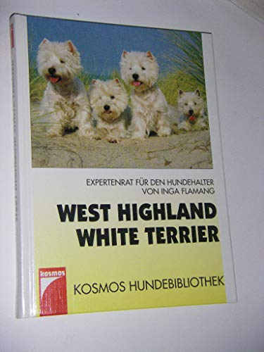 9783440063620: West Highland White Terrier by Flamang, Inga