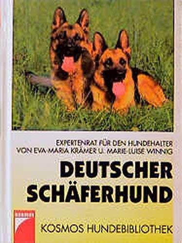 9783440063651: Das Buch vom Deutschen Schäferhund. Expertenrat für den Hundehalter.