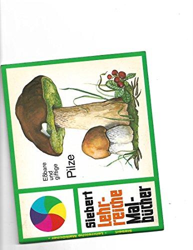 9783440064146: Pilze Essbare und giftige Arten; Extra: Pilze sammeln - aber richtig. Gesamttitel: Kosmos-Naturfuehrer